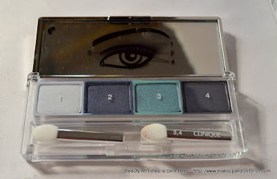 Clinique All About Shadows Quad Galaxy