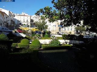 GARDEN / Parque Gonçalo Eanes Abreu, Castelo de Vide, Portugal