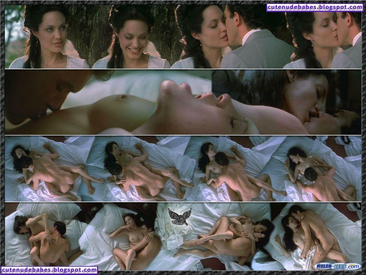 Movie angelina jolie having sex