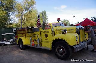 Mack Fire Truck Apparatus,1951