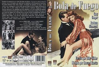 CARÁTULA: Bola de fuego (1941)