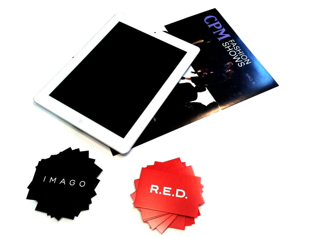 IPad, Imago, RED