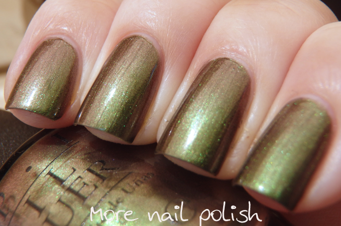 OPI & Coca-Cola - Green on the Runway, Your\'e so Vain-Illa, Orange ...