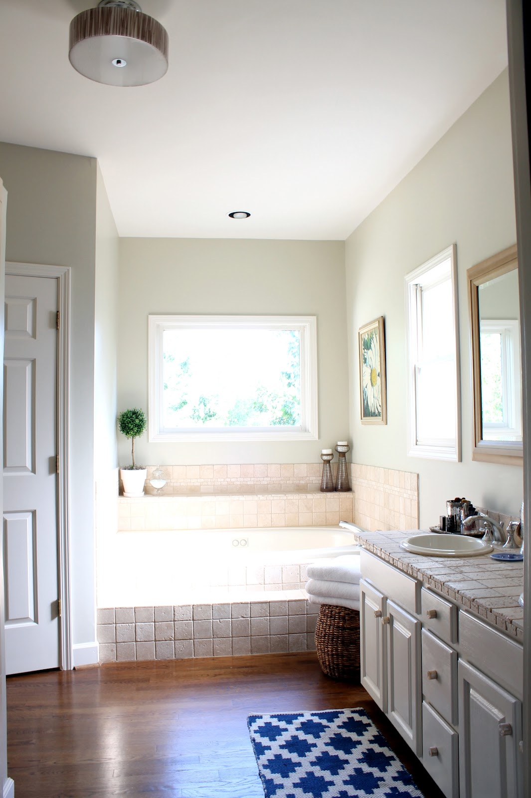 The Big Master Bathroom Debate - Our Fifth House