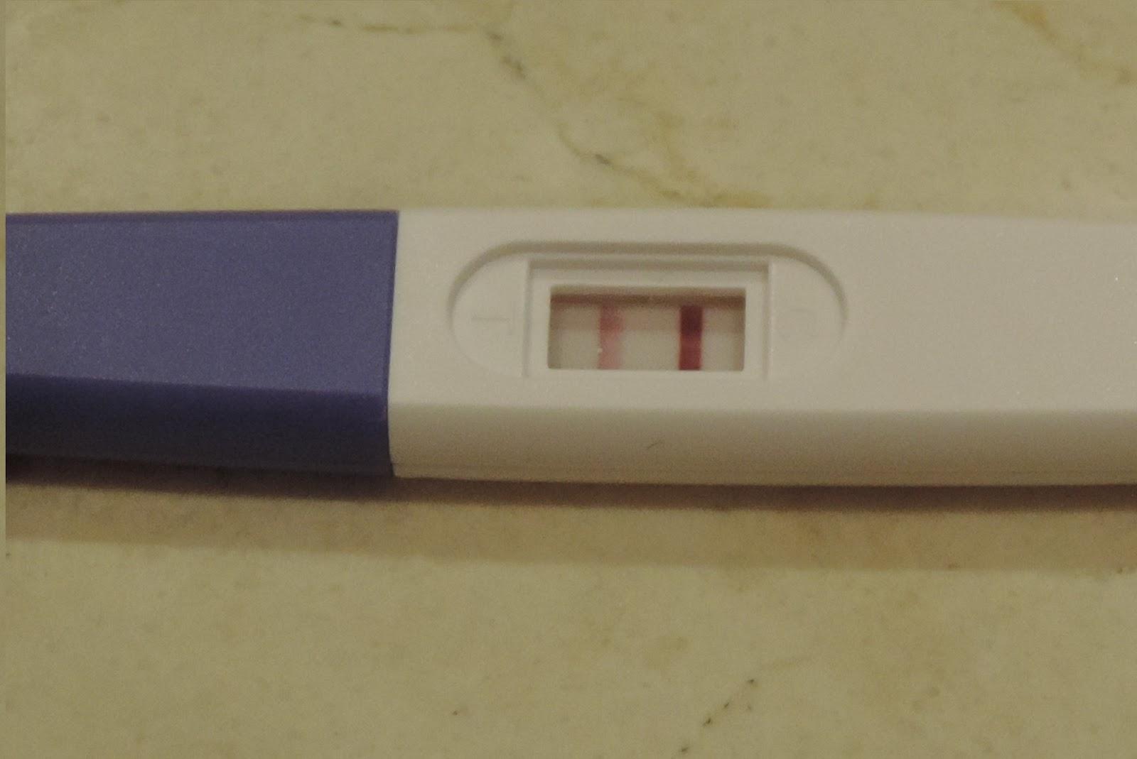 Prueba De Embarazo Positiva: Happy Mummy: Resultado Del Test De Embarazo... ¡Positivo