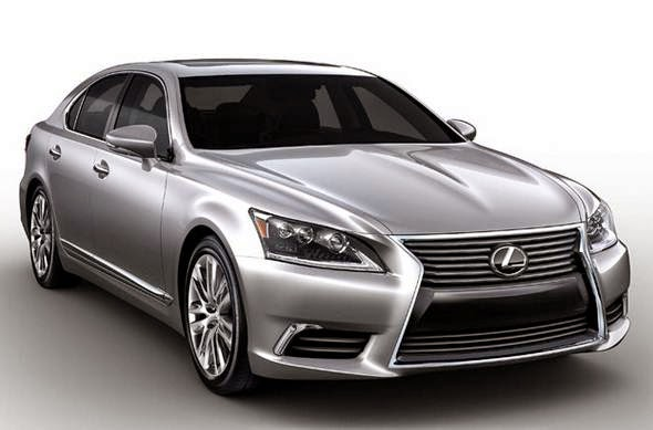 2016 Lexus LS 460 Review