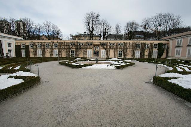 Castello di Mirabell-Salisburgo
