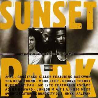 Various Artists - Sunset Park (Original Motion Picture Soundtrack) (1996)