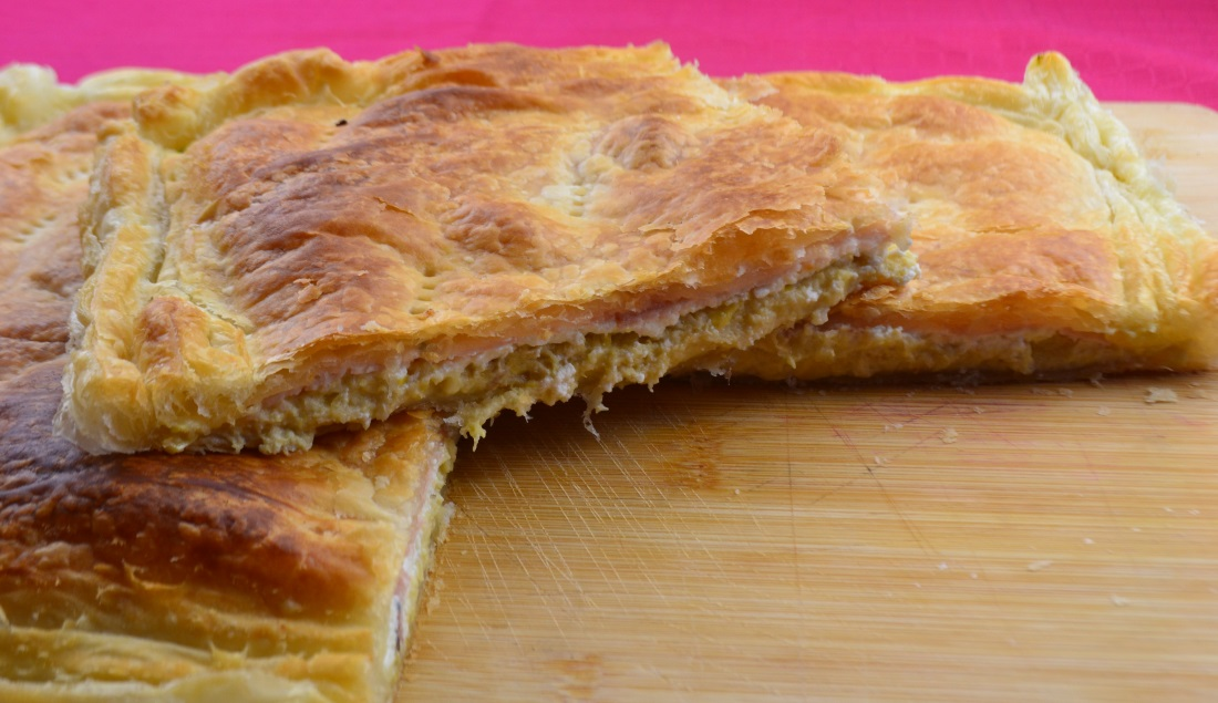 LA GAIA CUCINA DI PATTY...: Torta salata con ricotta e carciofi