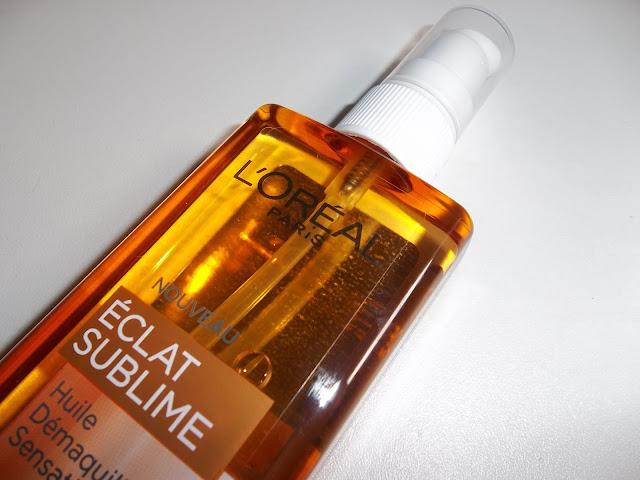 Huile Démaquillante Sensationnelle Éclat Sublime - L'Oréal