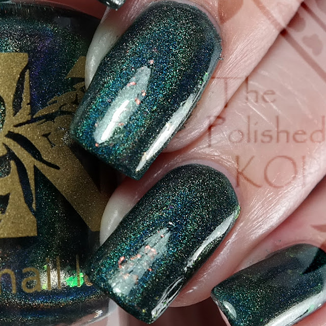 Bee's Knees Lacquer - The Dark Lord's Most Loyal Servant