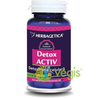 Cumpara de aici Detox Activ pentru slabire si reglare colesterol
