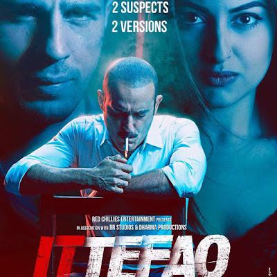 Ittfaq Movie New Poster Image