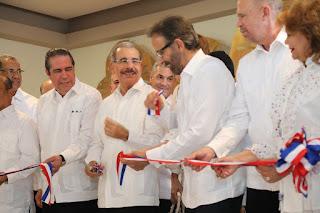 En Puerto Plata, Danilo Medina asiste a inauguración Hotel Emotions Hodelpa. 1,600 nuevos empleos