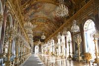 Interior del Palacio Herrenchiemsee, Baviera, Alemania