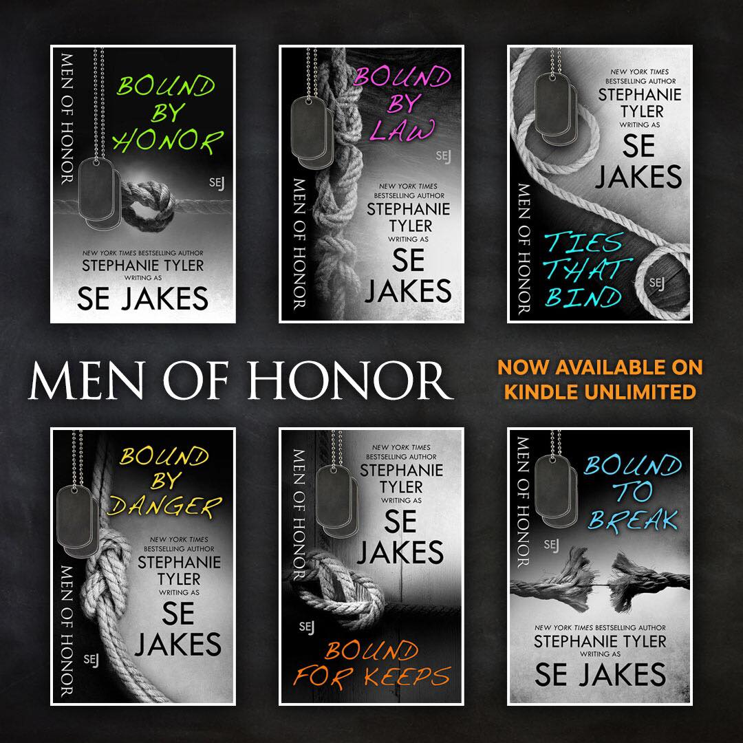 Men Of Honor by SE Jakes