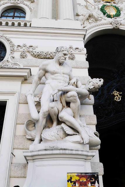 Hercules Slaying Hydra