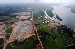 divisão da propina na Usina Elétrica Belo Monte, no Pará