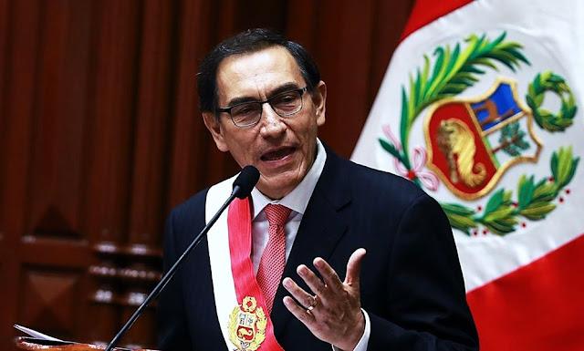 Martín Vizcarra cierra el 2018 con 61% de aprobación
