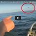 Военные самолеты преследовали появившийся из-под воды НЛО (ВИДЕО)