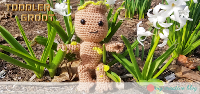 free Guardians of the Galaxy crochet patterns