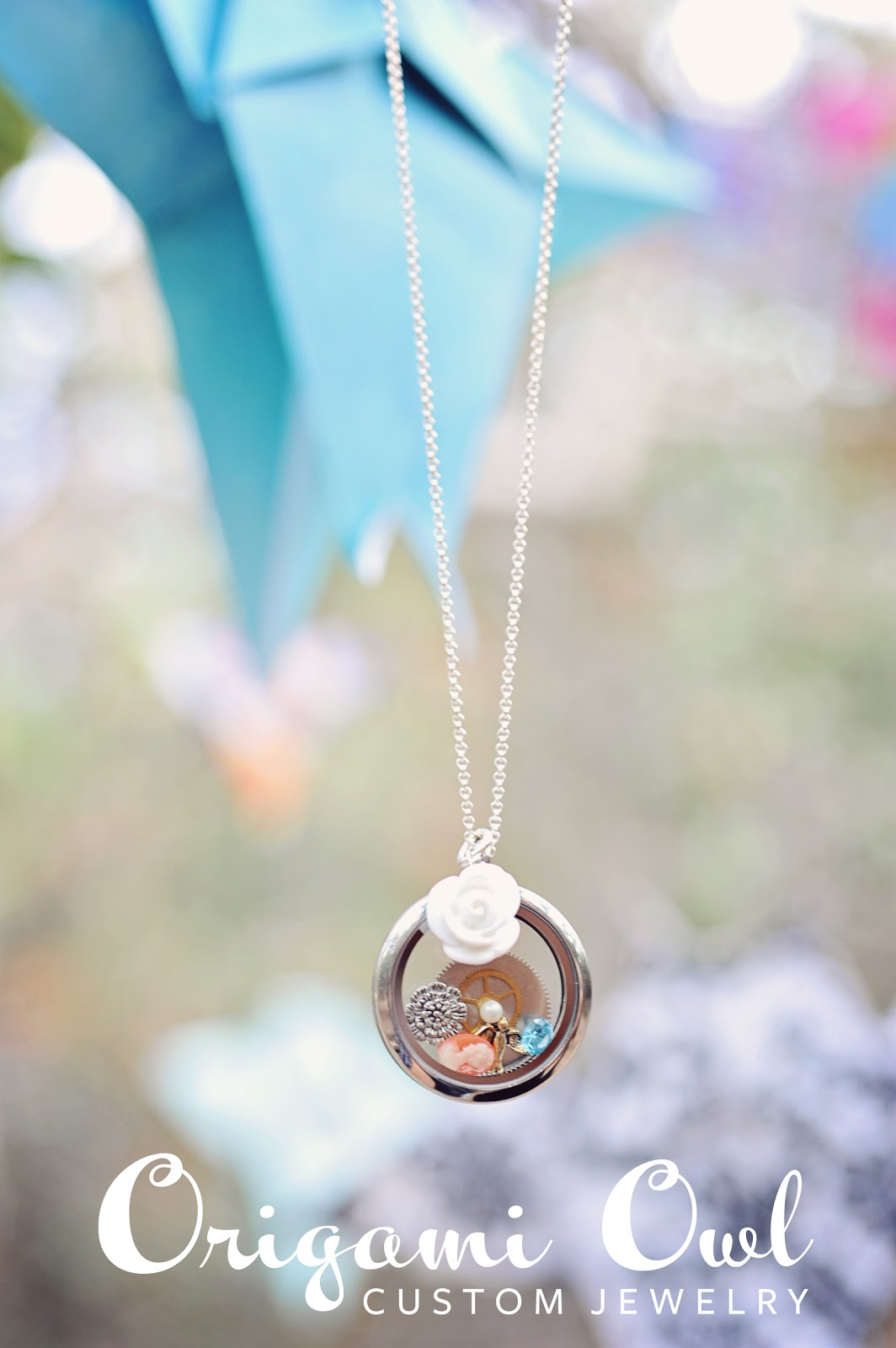 Little HIP Chicks: Origami Owl - photo#7