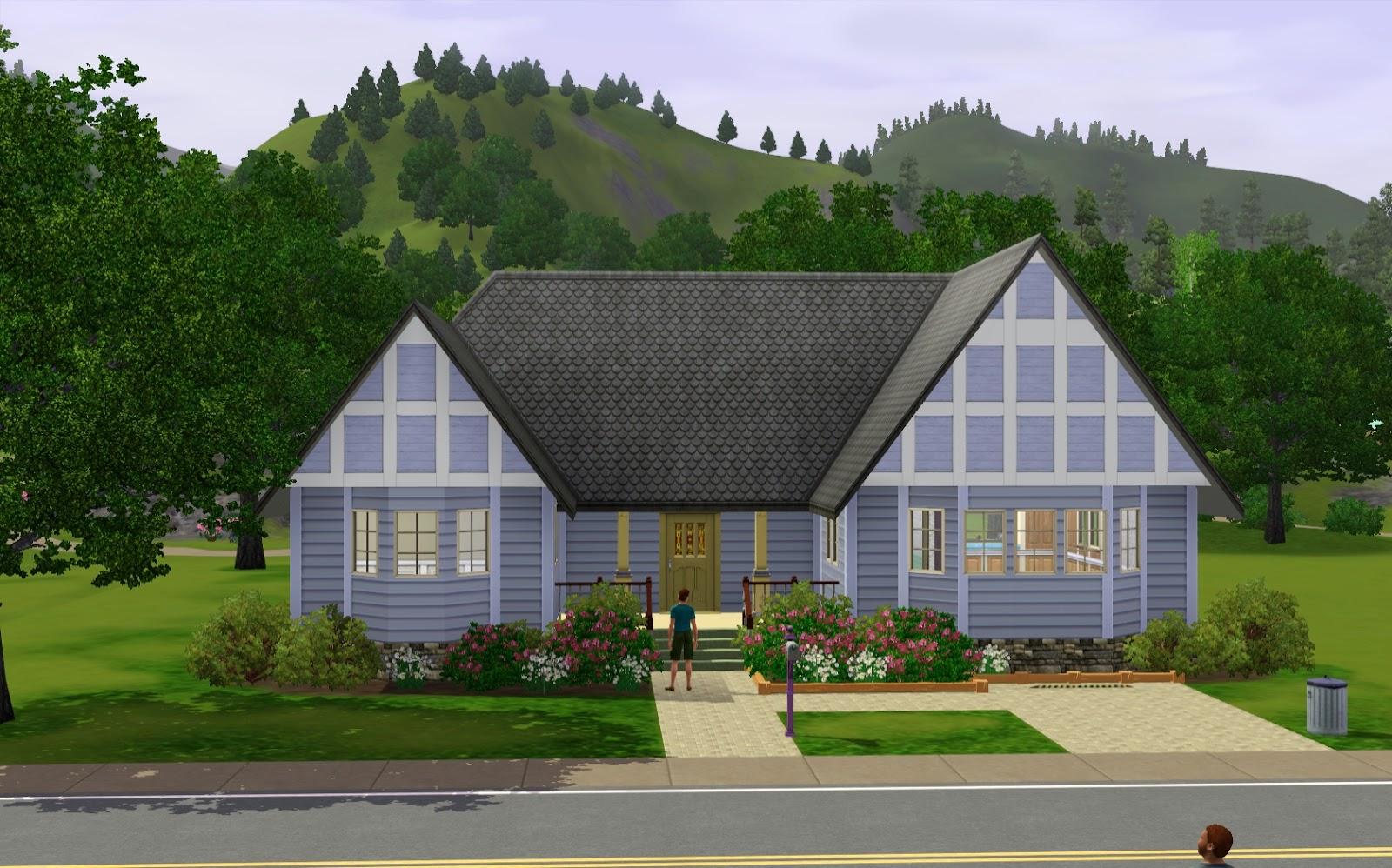 Sims 3 Garden Ideas  Garden Isla Paradiso Sims Island