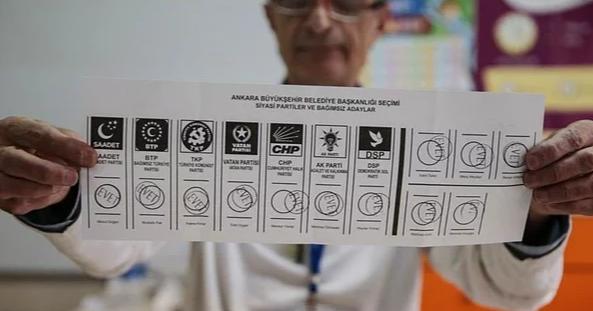 Çok Tartışılan Geçersiz Oylardan Bazılarından Bakın Hangi Notlar Çıktı