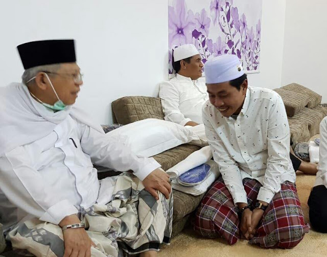 Selamat Milad 'KH Ma'ruf Amin dan KH Anwar Zahid' Mabruk Alfa Mabruk