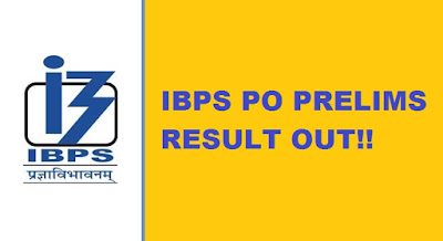 IBPS PO 2017 Score Card Out