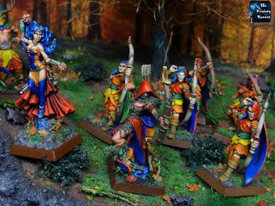 Wood Elves Wandereres Waywatcher