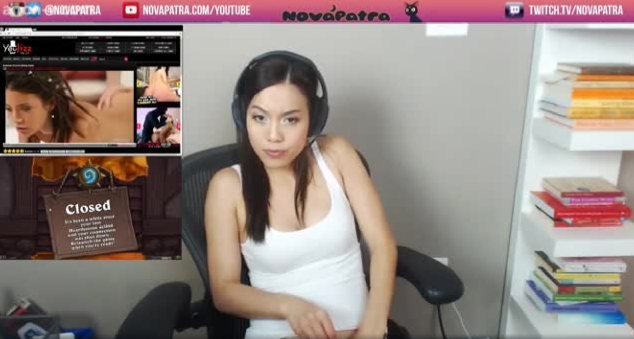 Nova patra porn