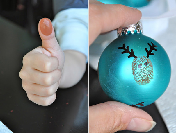 Thumbprint Ornaments-1