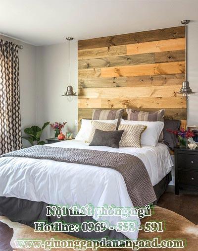 25 mẫu giường gỗ dành cho phòng ngủ
