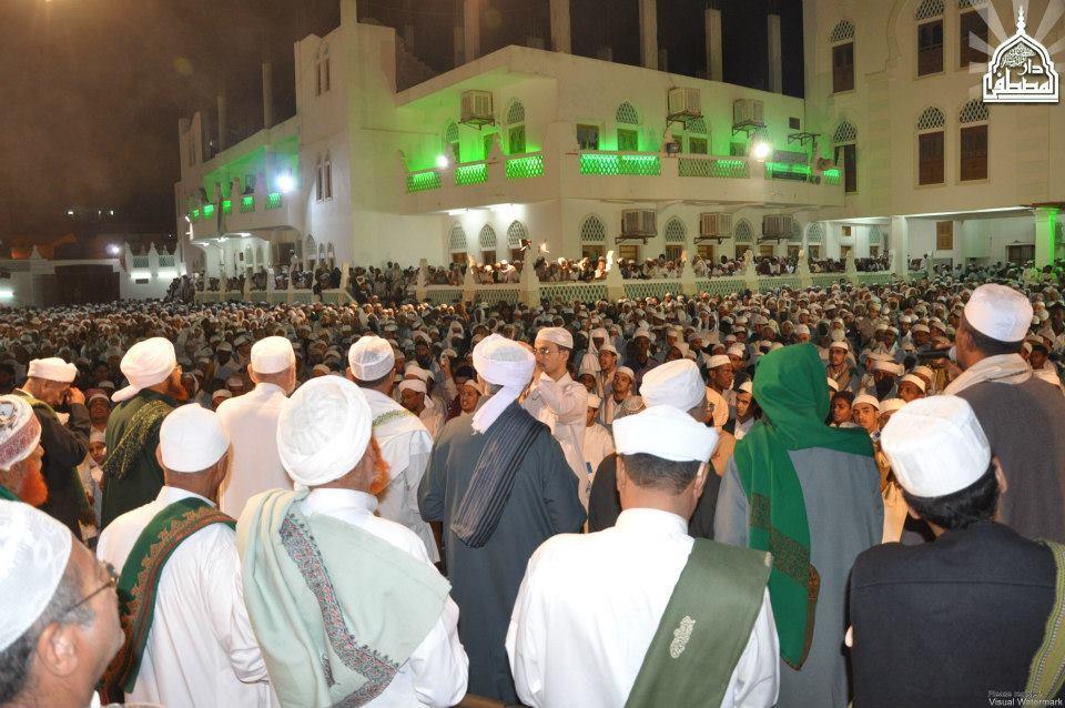 Prophet Muhammad's Birthday Celebration in Yemen   Islamic