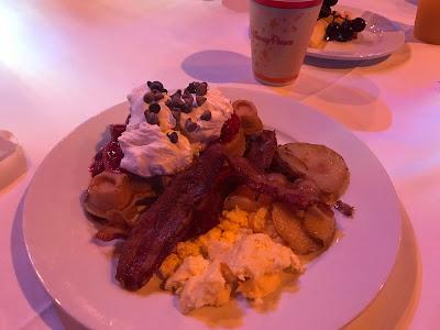 Disney Social Media Moms Celebration, Alamo Breakfast