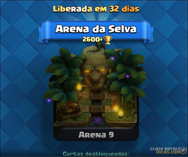 Arena da Selva Confirmada: Sneak Peek [#01] - 5