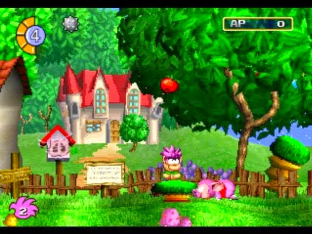 Download Games Tomba 1 PS1 ISO For PC ZGASPC - ZGAS-PC