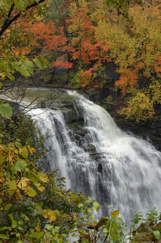 Best trails to see Cuyahoga NP's wonders