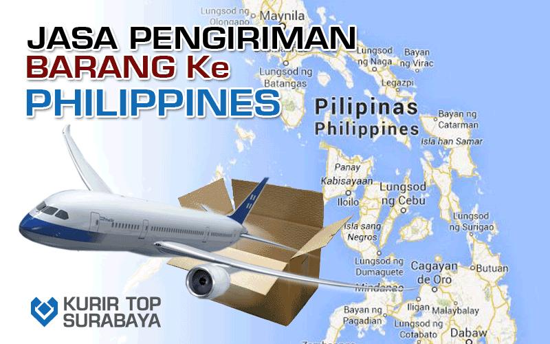 JASA PENGIRIMAN LUAR NEGERI | KE FILIPHINA
