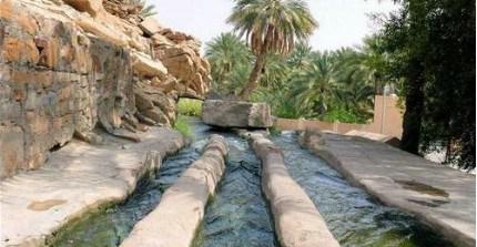 الأفلاج العمانية