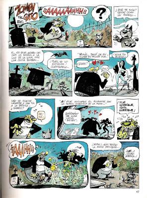 Zomby y el Gato, Creepy 2ª nº 9