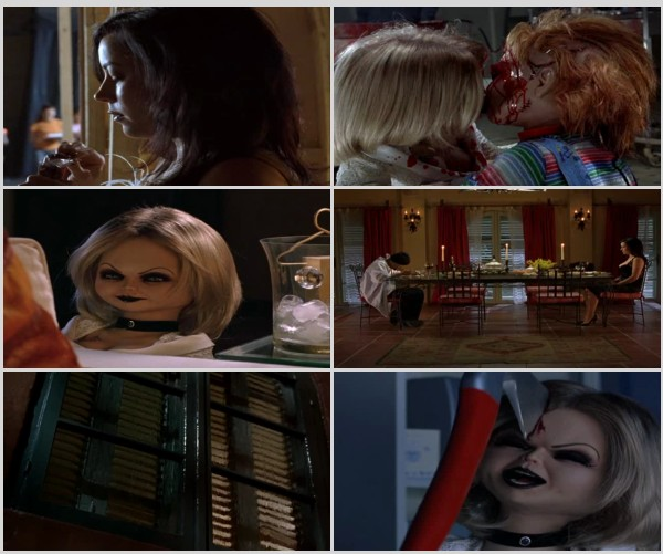 Resultado de imagen para El Hijo De Chucky (2004) capturas