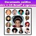 Cairo + 25 Brasil é aprovado