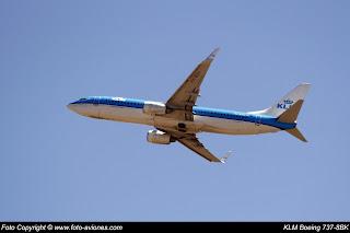 AVIÓN BOEING 737 NEXT GEN PH-BXU