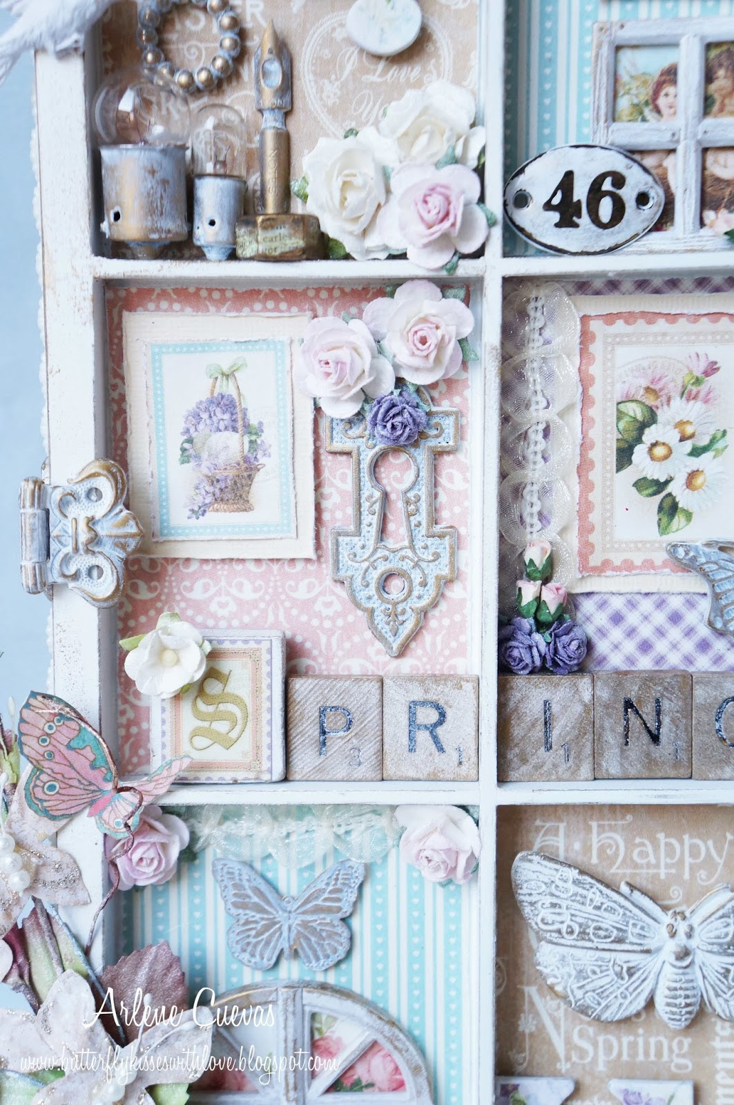 Easter Card Sentiments: Butterfly Kisses & Paper Pretties: Discount Paper Crafts