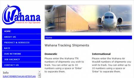 Cara Komplain ke Wahana Logistik