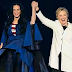 Katy Perry Also Gets On Stage For Hillary Clinton