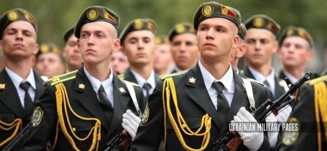 Курсанти Одеської військової академії