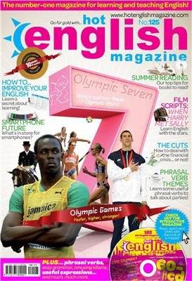 Hot English Magazine - Number 125